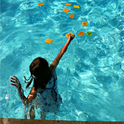 pool scrabble