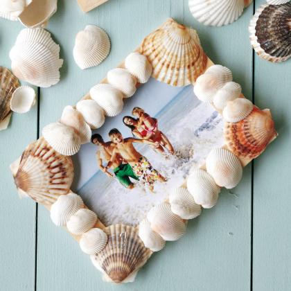 beach craft frame