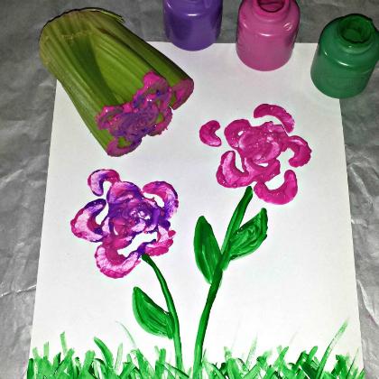 celery flowers