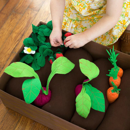 25 Playful Vegetable Activities For Kids