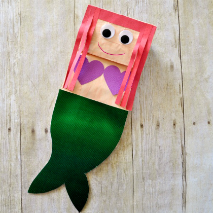 paper-bag-mermaid-kids-craft-4