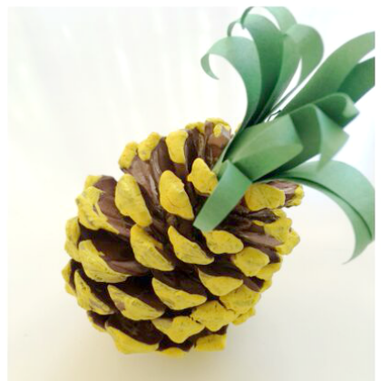 pinecone pinapple