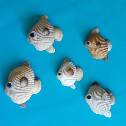 sea shell fish