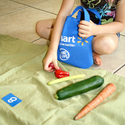 veggie counting
