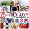 25 Fabulously Explosive 4th of July Crafts and Recipes for Kids