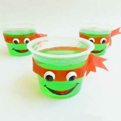 Jello-Cups