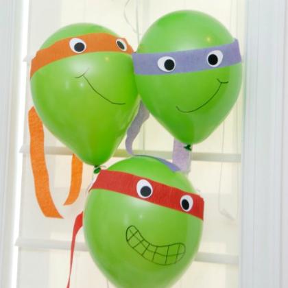 Ninja-Turtle-Balloons