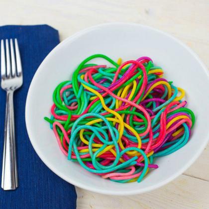 Rainbow-Pasta