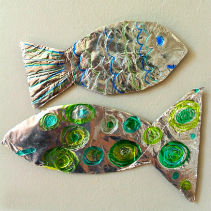 fish craft ideas 25 the sea crafts for 2023