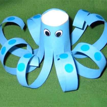 octopus toilet paper