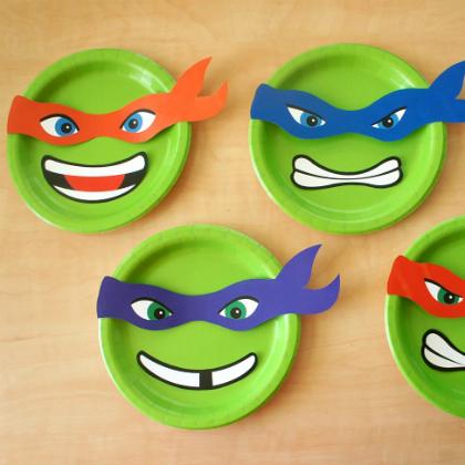 plate Turtles