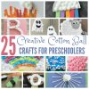 25 Creative Cotton Ball Crafts For Preschoolers