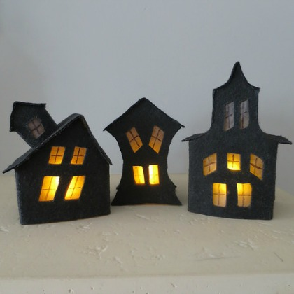 crooked house luminaries