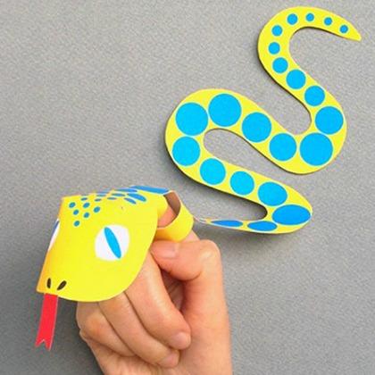 finger snake