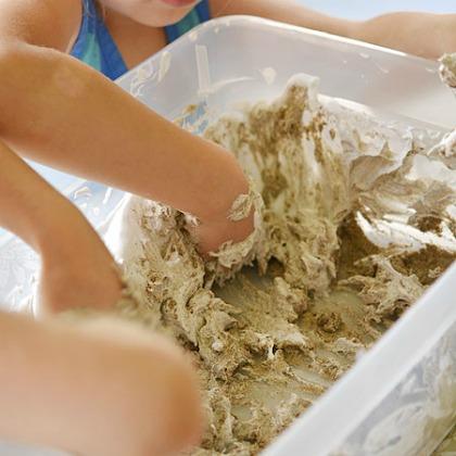 foam sand