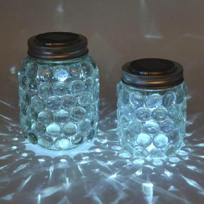 marble luminaries