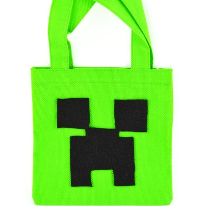 minecraft treat bag