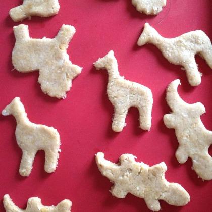 no sugar animal crackers