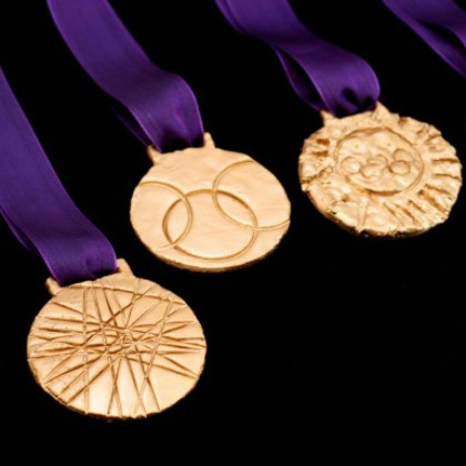olympics activities gold medals