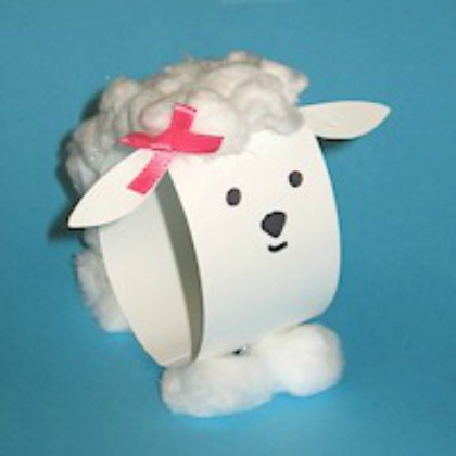 paper lamb