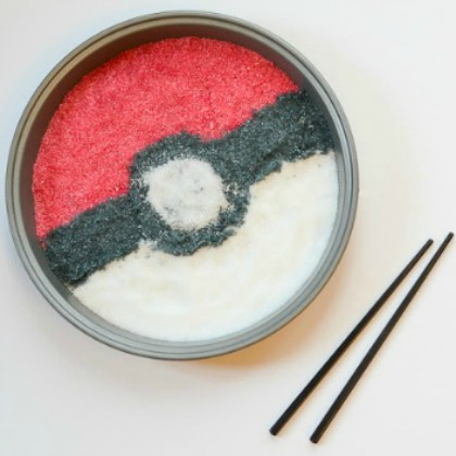 pokemon-activity-for-kids-pokeball-salt-tray-2