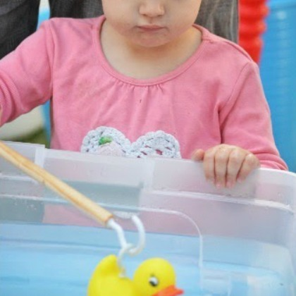 rubber ducky fishing