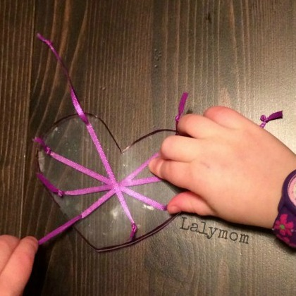 shrinky dink ribbons
