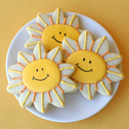 sunshine cookie