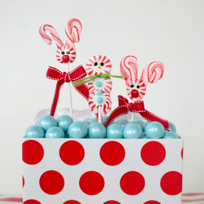 25 Delicious Peppermint Candy Crafts And Treats For Kids