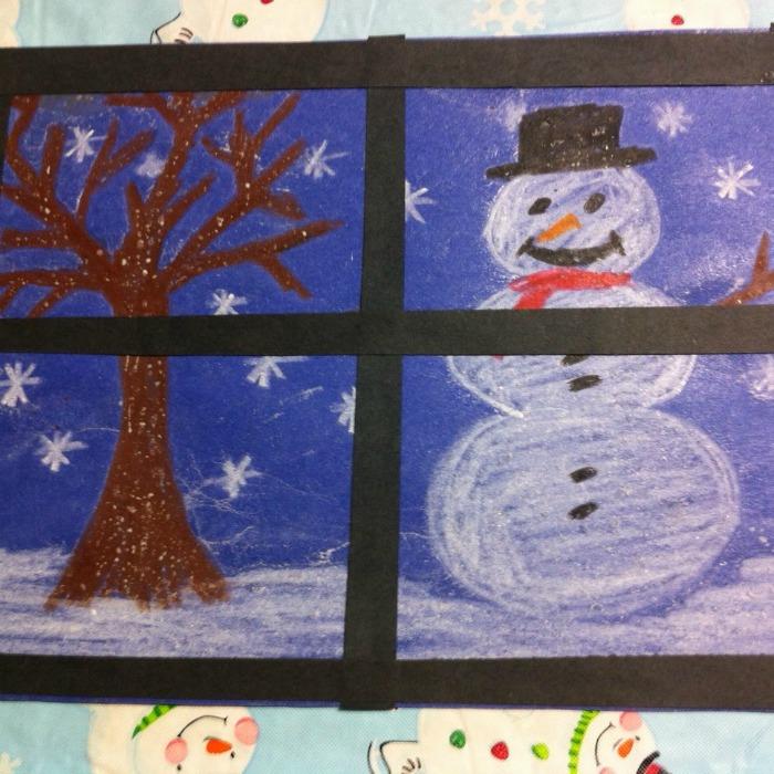 25 Celebrate Winter Art Projects For Kids