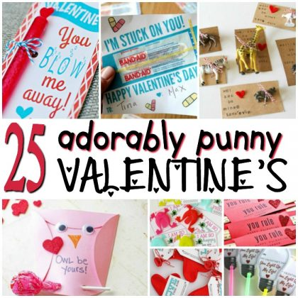 25 Adorably Punny Valentine's Kids Will Love
